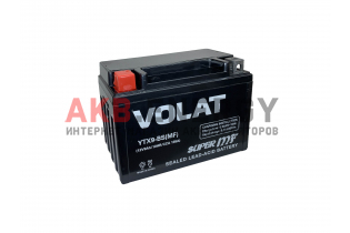 VOLAT 9 Ач 135 A [CCA] 12V (YTX9-BS) MF