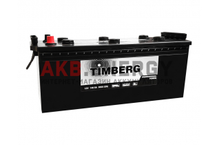 TIMBERG Professional Power 140 Ач 900 А [EN] Прямой